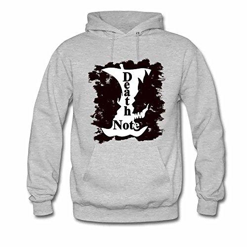 Death Note L Creation Logo Women's Cotton Hoodie XXL