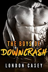 THE BOYS OF DOWNCRASH (The Complete Trilogy) (English Edition)