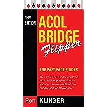 Acol Bridge Flipper (Master Bridge (Cassell))