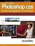 Le livre Adobe Photoshop CS5 pour les photographes du numérique - PEARSON (France) - 09/12/2010