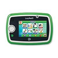 LeapFrog LeapPad 3 Learning Tablet (Green)