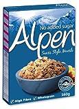 Weetabix Alpen Müsli ohne Zucker, 10 Packungen