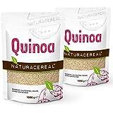 NATURACEREAL - Quinoa 2 x 1 kg - Riz des Incas