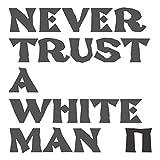 Anklicken zum Vergrößeren: Pankow - Never Trust a White Man (Audio CD)