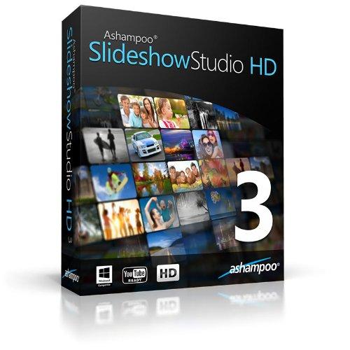 Slideshow Studio HD 3 WINDOWS (Product Keycard ohne Datenträger)