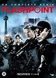 Flashpoint - The Complete Series , Season 1 2 3 4 5 6 (DVD) PAL Region 2