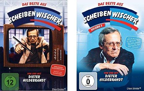 Das Beste aus Scheibenwischer, Vols. 1+2 (6 DVDs)
