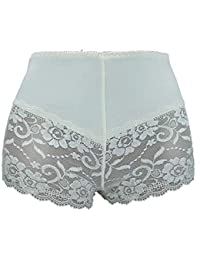b0f464e12b9d Ladies Sexy Lace Panties Short Pants Lingerie French Knicker Large Strech  8003