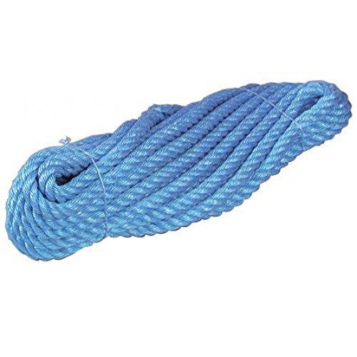 Corde de charge polypropylène 15 mètres diamètre 18