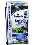 bosch 50590125 Hundefutter Soft Ziege und Kartoffel, 12.5 kg