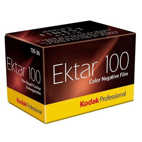 6x Kodak Ektar 100Professionelle ISO 100, 35mm, 36Aufnahmen, Color Negativ-Film (35-mm-film Kodak)
