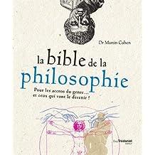 La bible de la philosophie