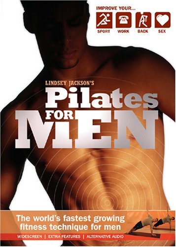 Pilates For Men with Lindsey Jackson [DVD]
