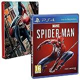 Spiderman PS4 Steelbook