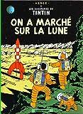 Les Aventures de Tintin, Tome 17 : On a marché sur la Lune : Mini-album...