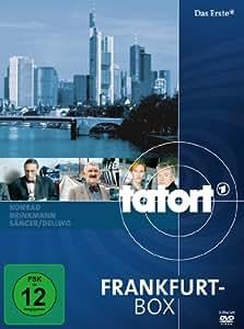 Tatort: Frankfurt-Box [3 DVDs]
