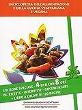 Enciclopedia dell'alimentazione e della cucina vegetariana e vegana(+booklet)