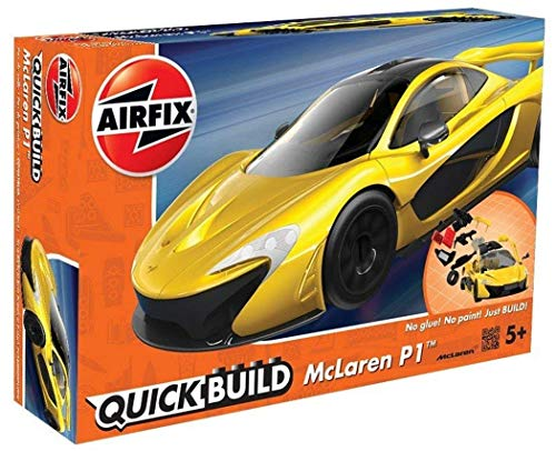 Airfix - Aij6013 - Quickbuild - McLaren P1 - 36 Pièces