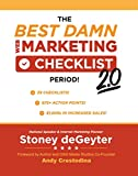 The Best Damn Web Marketing Checklist Period! 2.0 (English Edition)