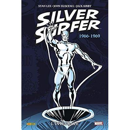 Silver Surfer Intégrale T01 1966-1968