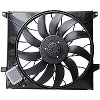 Topaz 1635000393enfriador Ventilador Ventilador Motor ventilador ml 270CDI W163