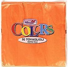 Colors-Servilletas, 2capas, 33x 33cm-50piezas