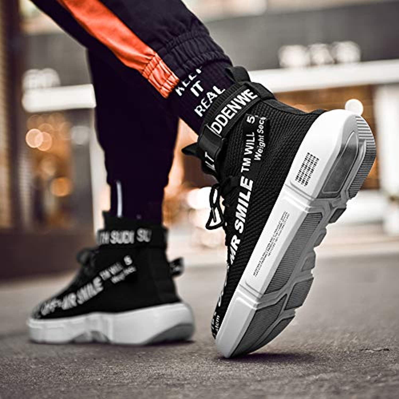 HCBYJ Scarpe elastiche Scarpe Elasticizzate Autunnali, Scarpe con con con Calzini Traspiranti e Traspiranti, Scarpe Sportive... | Germania  | Uomini/Donna Scarpa  f43298