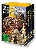 Die geheimnisvollen Welten und Mythen der alten Kulturen (Maya - Inka - Ägypten - Tibet - Seidenstraße) - 5 DVD Box - Mit Inka, Maya, Tibet