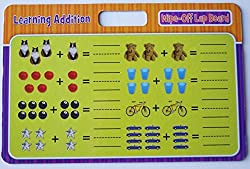Learning Addition Dry Erase Lap Board