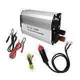 Eaxus 300 Watt KFZ Spannungswandler/Wechselrichter für 12V Zigarettenanzünder, Inverter/Transformator zur Umwandlung von 12V zu 230V, Zigarettenanzünder
