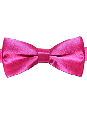 GASSANI - Pajarita - para niño Rosa rosa
