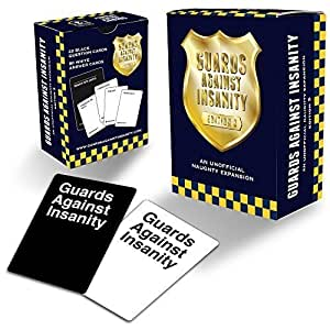Guards Against Insanity: Edition 3 - An Unofficial Naughty Expansion Pack