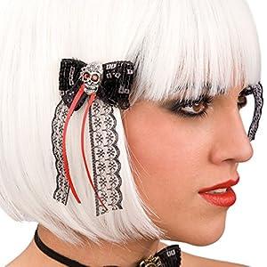Pinzas para el cabello Carnaval Juguetes 08329-2 de Halloween, cintas, metal