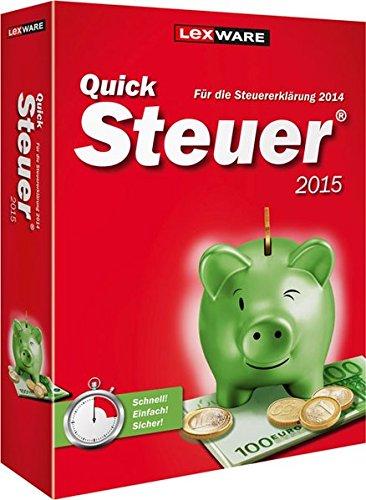QuickSteuer 2015 (für Steuerjahr 2014)
