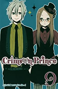 Crimson Prince Edition simple Tome 9