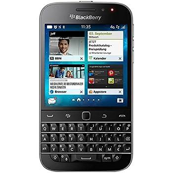 Blackberry PRD-59715-028 - Smartphone libre Blackberry, negro