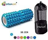 Jubilant Lifestyle Urbancart Foam Roller Fitness/Yoga/Gym/Pilates/Balance Exercise Equipment for Massage and Body Workout
