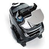 Bosch BGC4U330 Bodenstaubsauger Runn'n, EEK A, beutellos, QuattroPower System, SensorControl, schwarz -