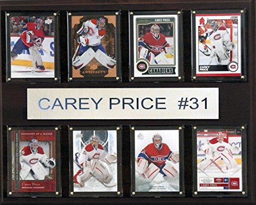 NHL Montreal Canadiens Carey Price gefaltet Plaque, 12x 15Zoll