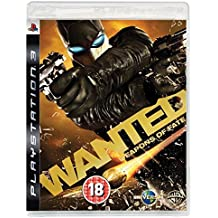 Wanted: Weapons Of Fate (PS3) [Importación inglesa]