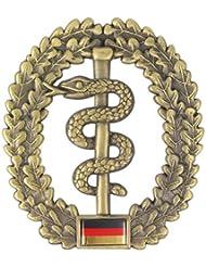 Original Bundeswehr Barettabzeichen aus Metall in verschiedenen Sorten zur Auswahl