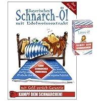 Bayerisches (Anti) Schnarch-Öl / Löwen-Öl preisvergleich bei billige-tabletten.eu