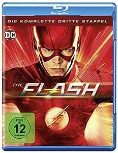 The Flash - Die komplette 3. Staffel [Blu-ray]