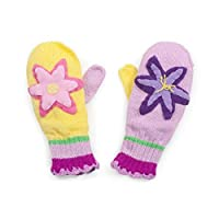 Kidorable Kids Knitted Gloves/Mittens (Lotus)
