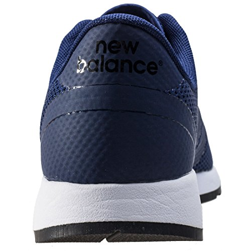 New Balance Trainers - New Balance Kids 420 Lace Shoes - Navy/Alpha Orange Bleu