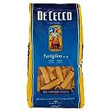 De Cecco - Tortiglioni, Pasta di Semola di Grano Duro - 500 g