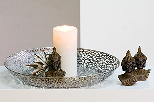 Dekorative Alu Schale