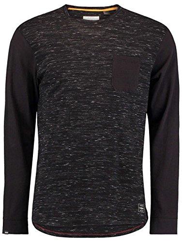 Herren Langarmshirt O'Neill Jacks Special T-Shirt Black Aop