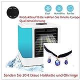 Air Cooler Arctic Air Luftkühler Raumluftkühler Luftbefeuchter (Drei Generationen von Luftkühlern)