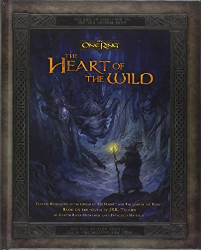Heart of the Wild (One Ring) por Cubicle 7 Entertainment Ltd